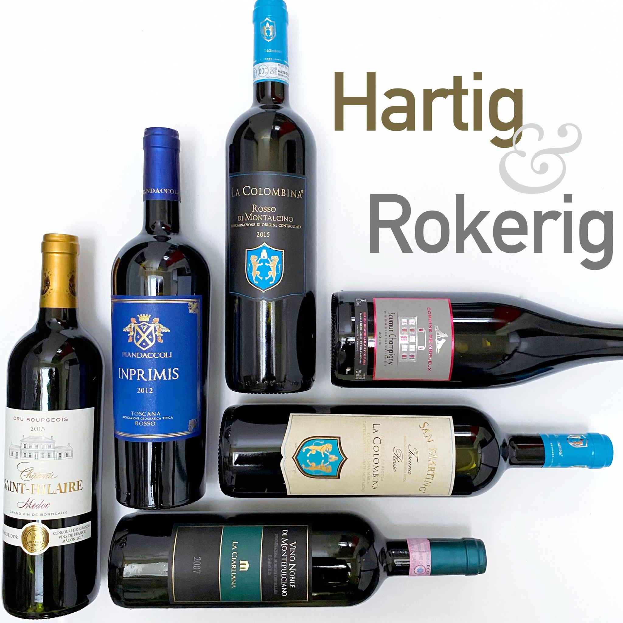 Hartig & Rokerig Voordeelbox