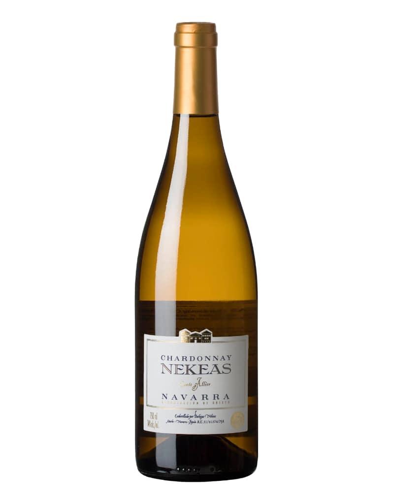 "Bodegas Nekeas Bodegas Nekeas ""Cuvée Allier"" Chardonnay 2019"