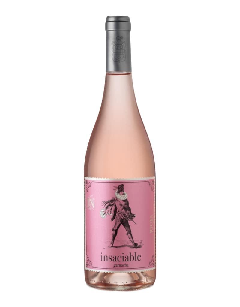 """Bodegas Mateos Bodegas Mateos Rioja """"Insaciable"""" Garnacha Rosado 2019"""