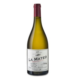 Bodegas Mateos Bodegas Mateos Rioja La Mateo Tempranillo Blanco 2018