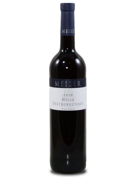 Weingut Meiser Meiser Spätburgunder Spätlese Hölle 2017