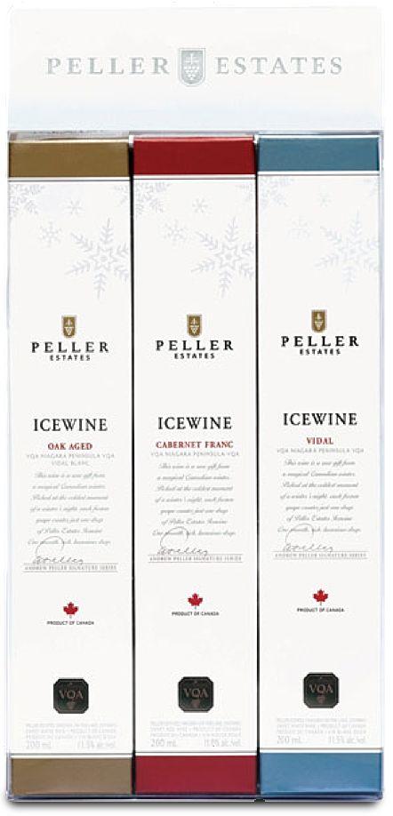 Peller Estate Peller Estate Icewine Set (3x200ml)
