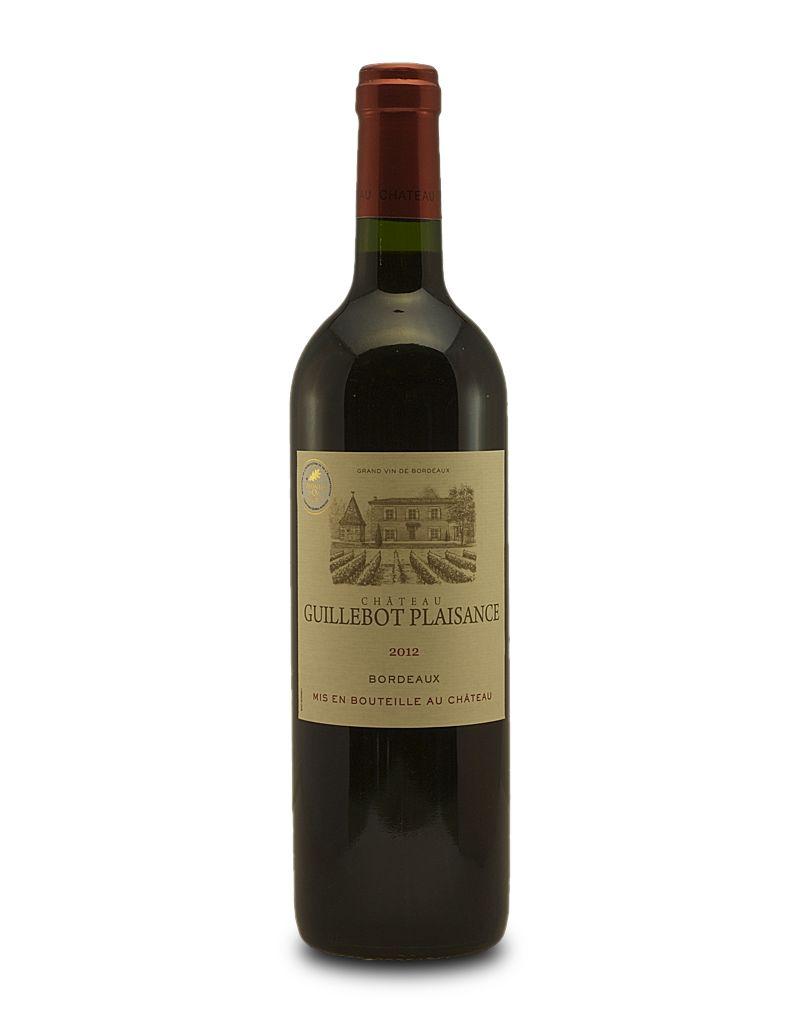 Guillebot Plaisance Guillebot Plaisance Bordeaux Rouge 2015