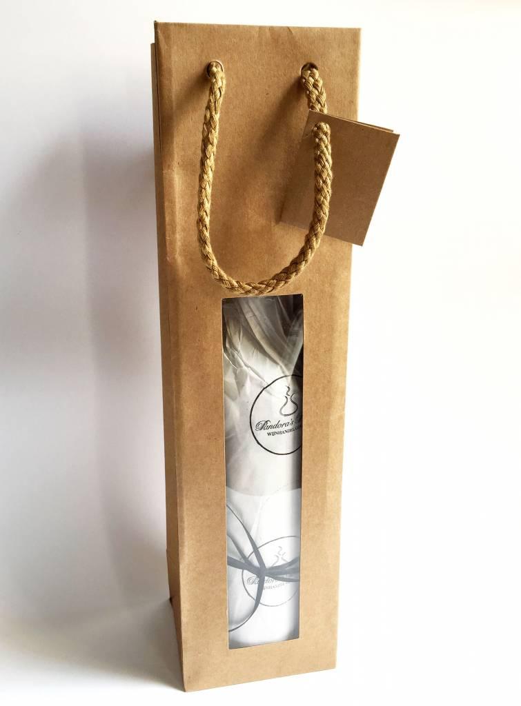 Wijnfles Cadeau Luxe (voor 1 fles)