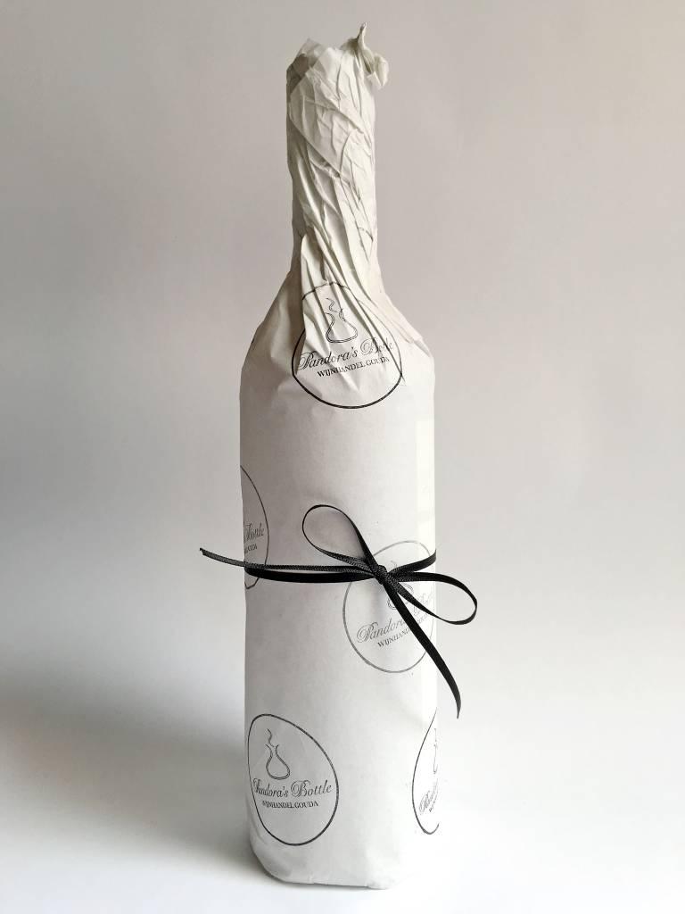 Wijnfles Cadeau Eenvoudig