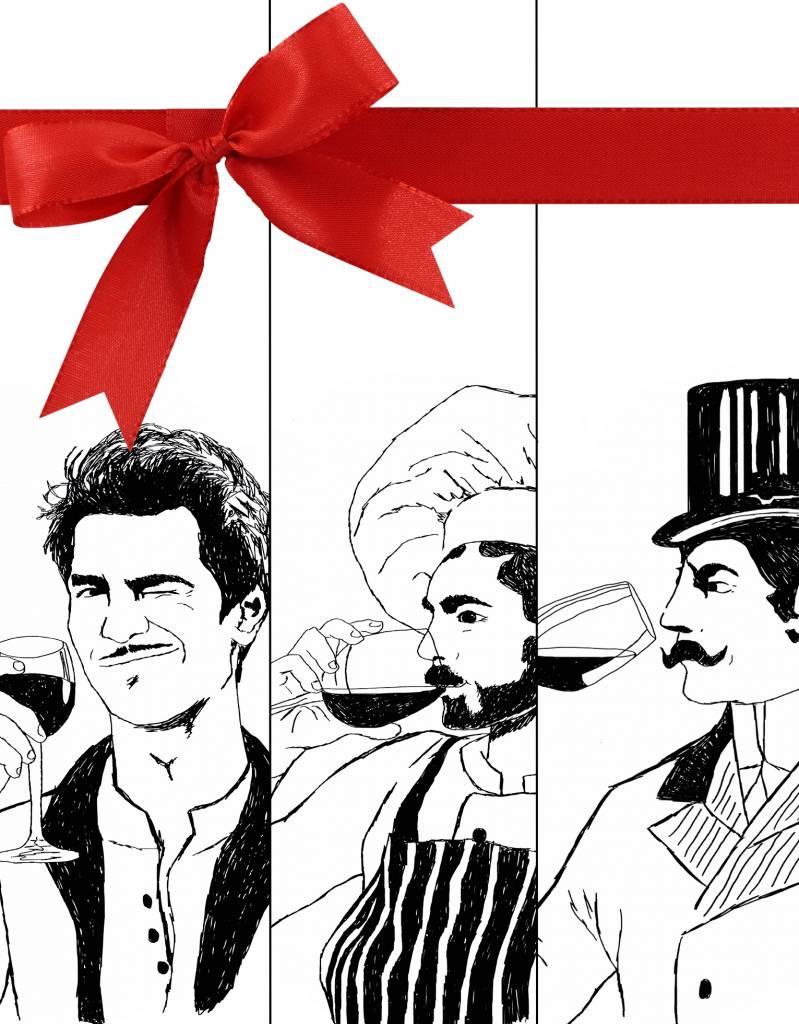 Pandora's Box Geef Pandora's Wijnbox cadeau