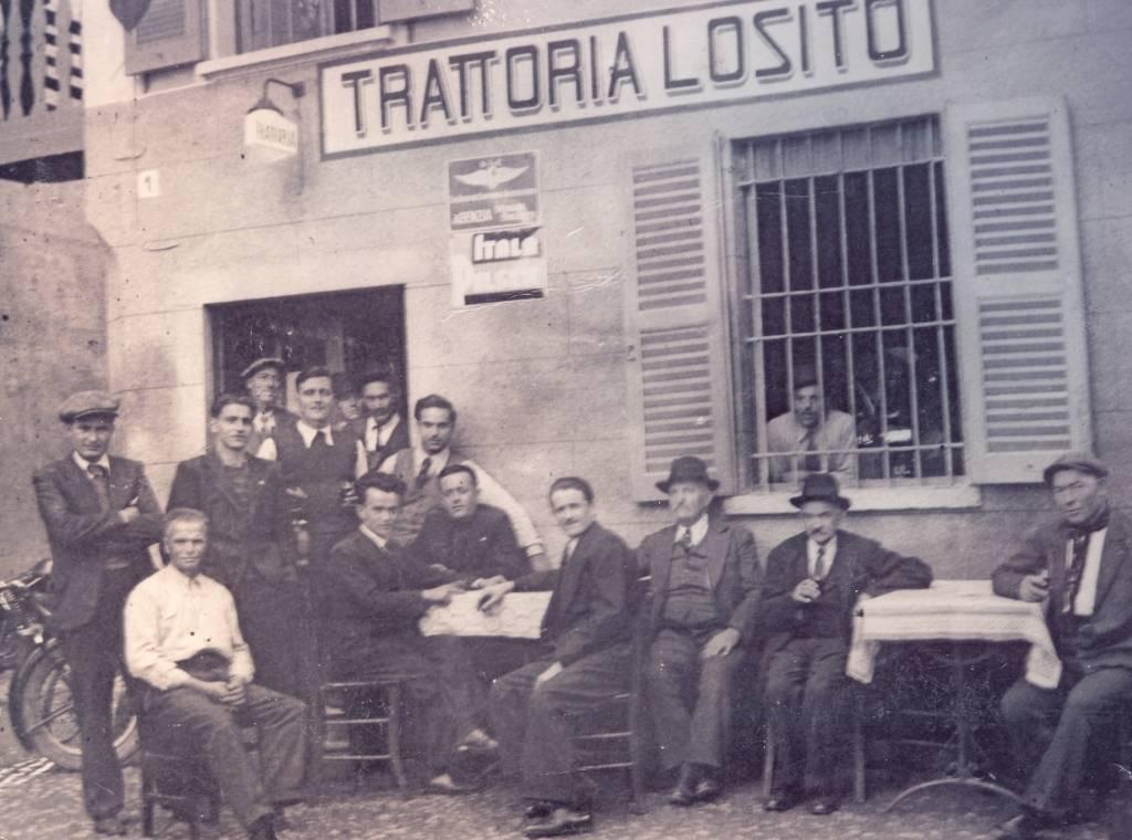 Losito & Guarini C'era Una Volta Moscato Dolce