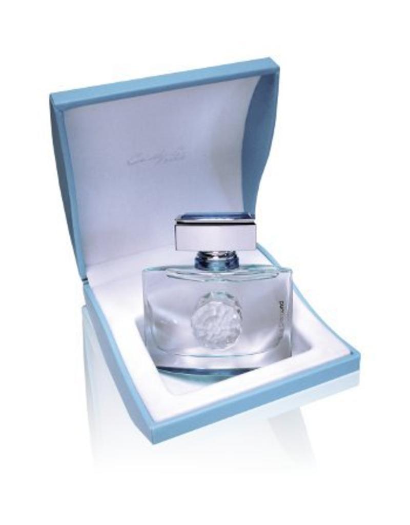 The Diamond Blue Eau de Parfum for WOMAN 75ml Vapo