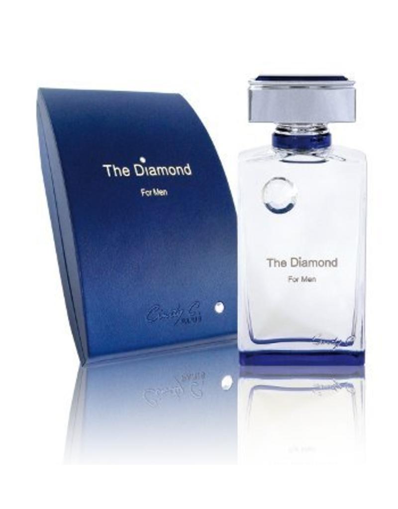 The Diamond Blue Eau de Parfum for MEN 100ml Vapo