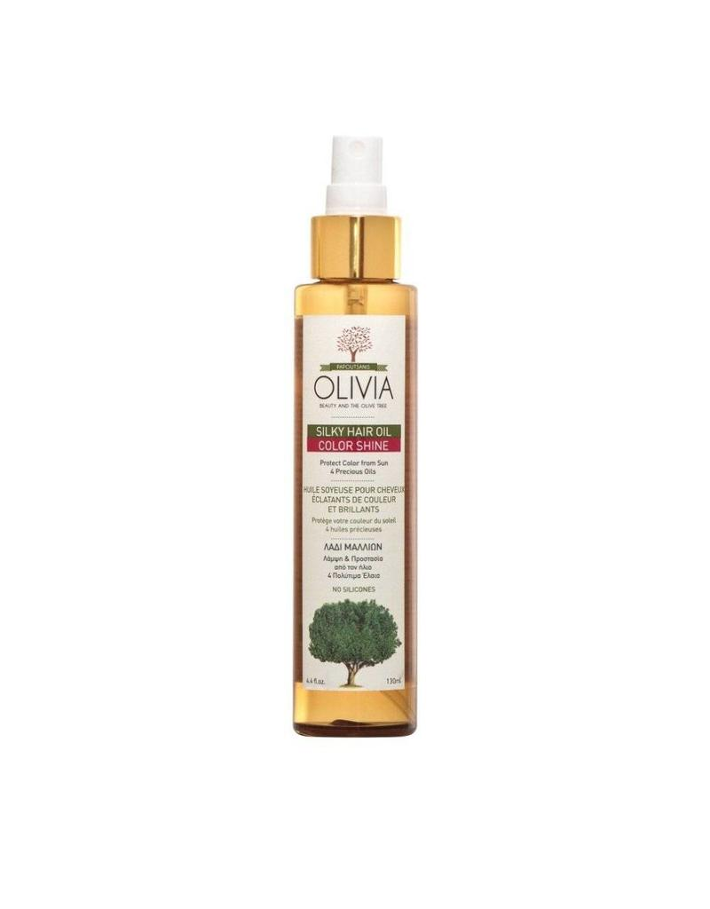 Olivia Silky Hair Oil Color Shine 130ml