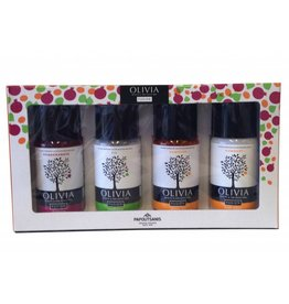 Olivia Fusion Fusion Gift Set Travel Size (4 x 50ml)