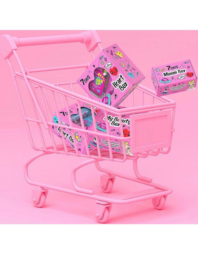 7DAYS Beauty Heart Box  - Copy