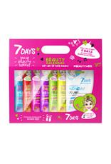 7DAYS Beauty Calender Set (8 Face Sheet Masks)