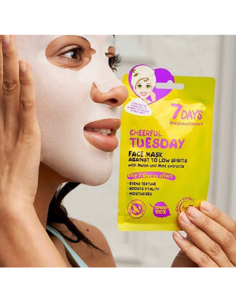 7DAYS Beauty Calender (8 Face Sheet Masks)