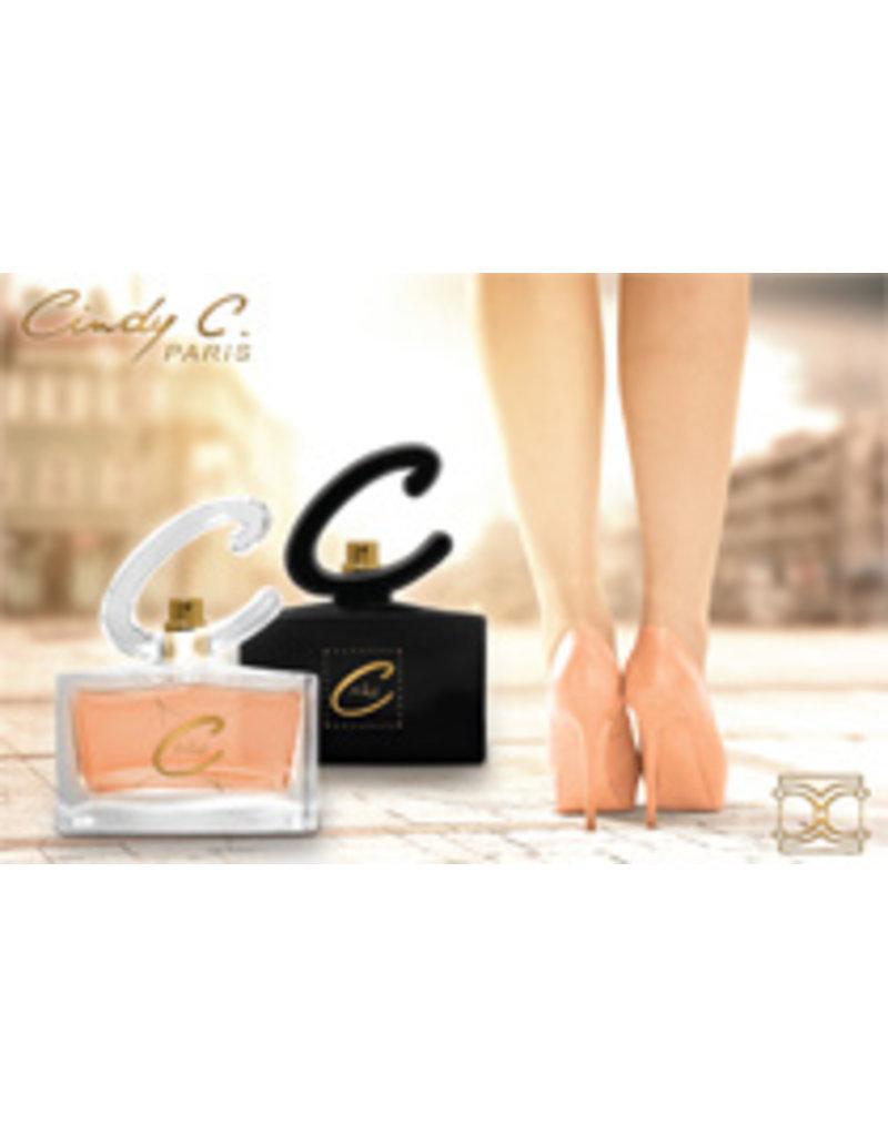 Cindy C. C. by Cindy C. Black Eau de Parfum  for WOMAN 90ml Vapo