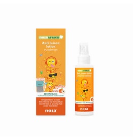 Nosa Attack anti-lice treatment