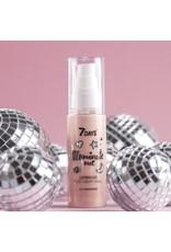 7DAYS Illuminate Me Rose  Girl 4 in 1 Illuminating Face Fluid (Shade 01 Champagne) 50 ml