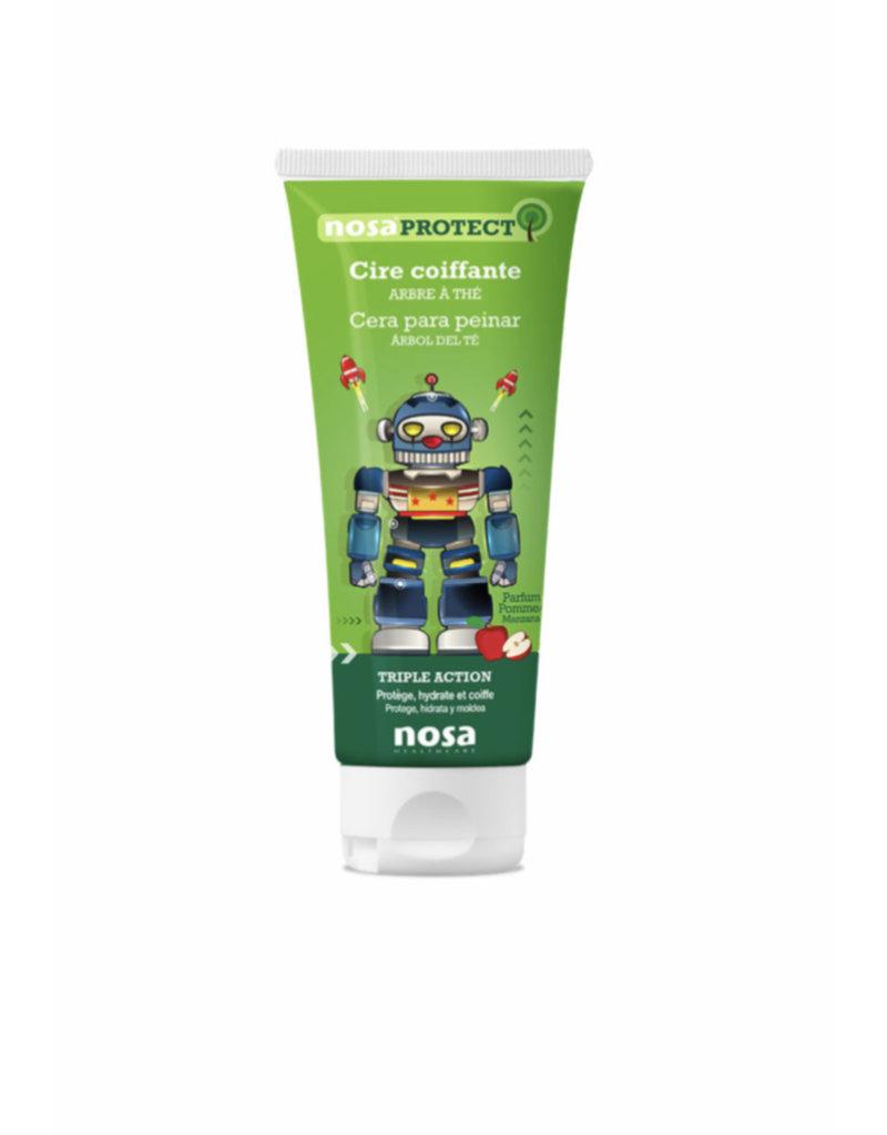 Nosa Protect Triple Action Tea Tree Hair Wax Appel 100ml