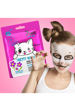 7DAYS Pretty Kitty Face Mask