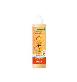 Nosa Protect Tea Tree Shampoo Perzik