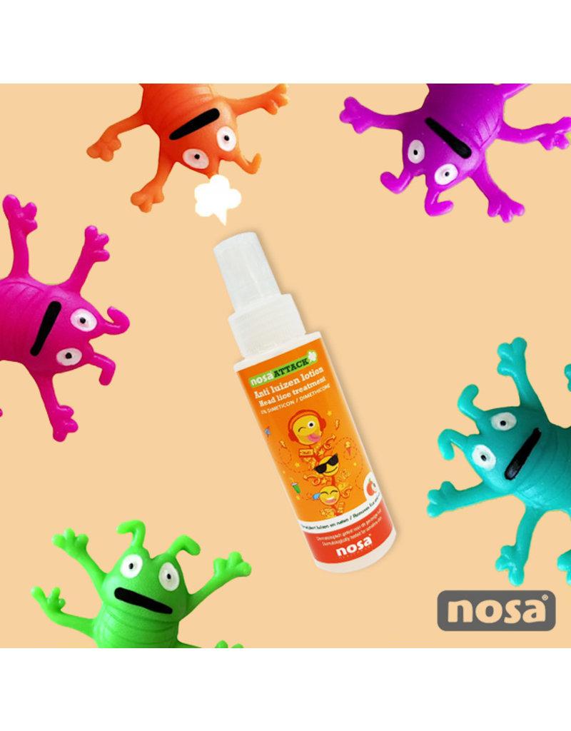 Nosa Attack anti-lice treatment