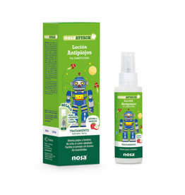 Nosa Attack anti-lice treatment Apple