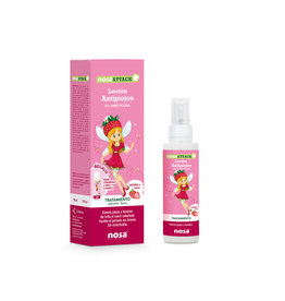 Nosa Attack anti-lice treatment Strawberry