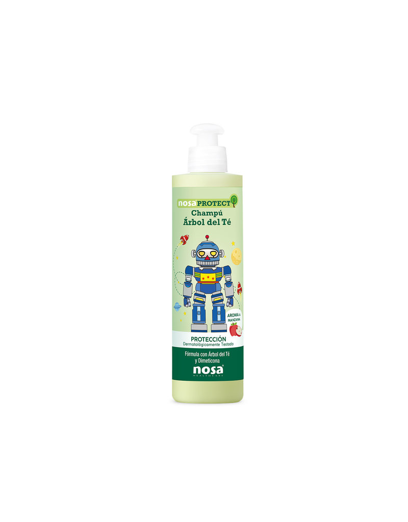 Nosa Protect Tea Tree Shampoo Appel 250ml