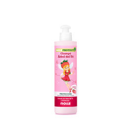Nosa Protect Tea Tree Shampoo Aardbei