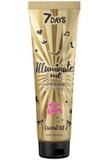 7DAYS Illuminate Me Miss Crazy Shimmering Body Milk 150ml