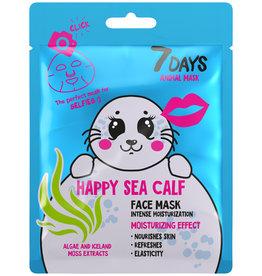 7DAYS Happy Sea Calf Face Mask