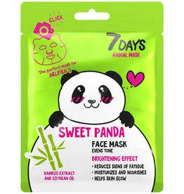 7DAYS Sweet Panda Face Mask