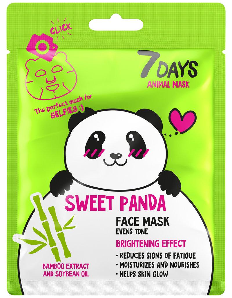 7DAYS Sweet Panda Face Mask 25gr