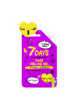 7DAYS Your Emotions Today Face Peeling Gel 25gr