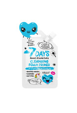 7DAYS Your Emotion Today Cleansing Foam Primer 25 gr