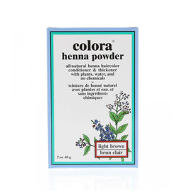 Colora Henna Light Brown