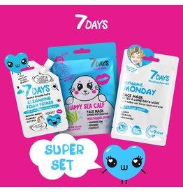 7DAYS Monday Super Set