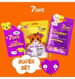 7DAYS Thursday Super Set