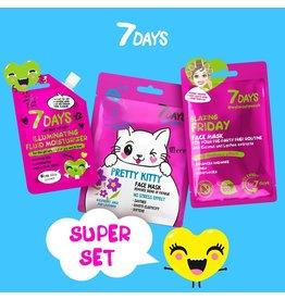7DAYS Friday Super Set
