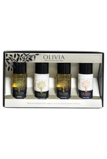 Olivia Gift Set Shampoo, Conditioner, Shower Gel & Body Lotion (4x60ml)