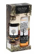 Olivia Gift Set Shower Gel 300ml & GRATIS Body Lotion Kumquat 50ml