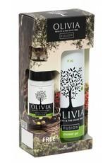 Olivia Fusion Set Shower Gel 300ml & GRATIS Body Lotion Fig 50ml