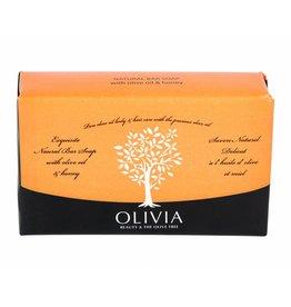 Olivia Natuurlijke Zeep Olive Oil & Honey 125 gr