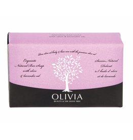 Olivia Natuurlijke Zeep Olive Oil & Lavender 125 gr