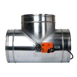 OptiClimate Vanne à trois voies OptiClimate 250mm pour 3500, 6000 PRO3 et PRO4