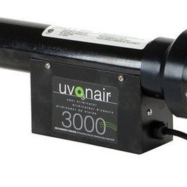 Uvonair 3000 Chambre Système d'Ozone