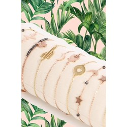 ZAG Bijoux jewellery  ZAG armband maan goud