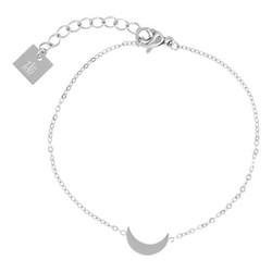 ZAG Bijoux jewellery  ZAG armband maan zilver