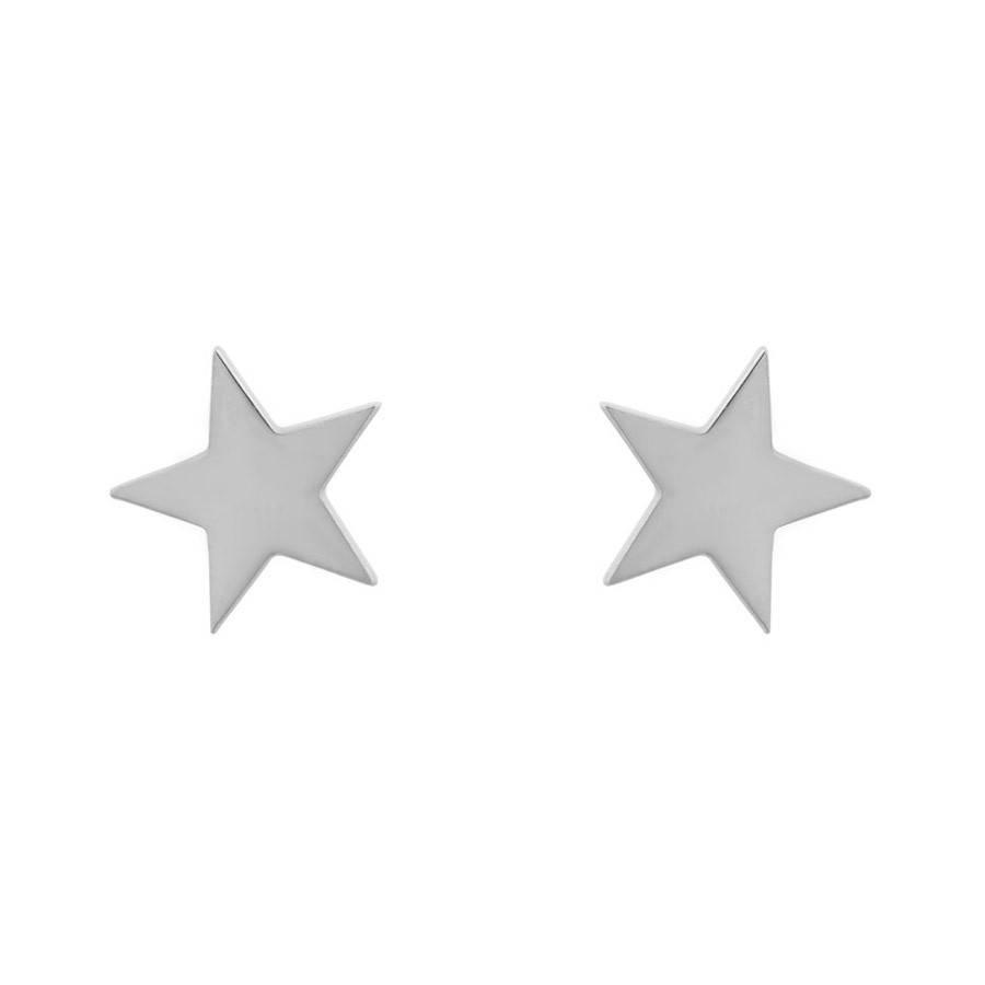 cdea7791e77 ZAG Bijoux jewellery ZAG zilver ster oorbel
