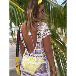 ibiza lay back dress